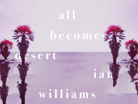 New Releases: All Becomes Desert | Ian Williams