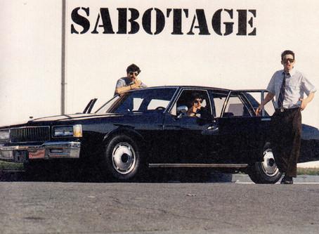 Músicas favoritas: Sabotage - Beastie Boys.
