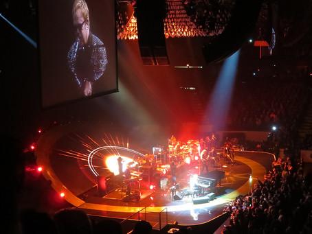 Farewell Yellow Brick Road tour: Elton John announces final dates.