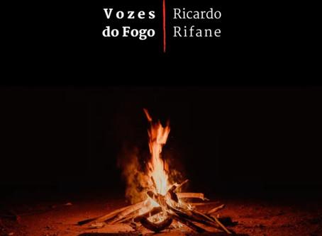 New releases: Vozes do Fogo - Ricardo Rifane.