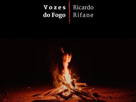 Lançamentos: Vozes do Fogo – Ricardo Rifane