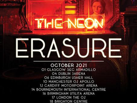 Erasure – The Neon Tour 2021.
