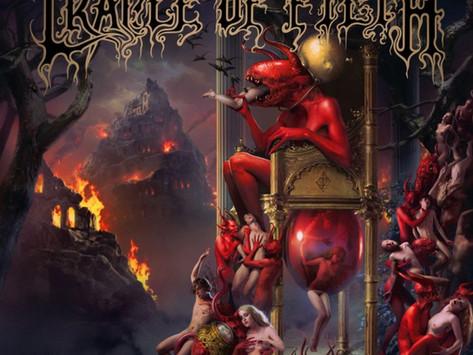 Lançamentos: Cradle of Filth | Necromantic Fantasies