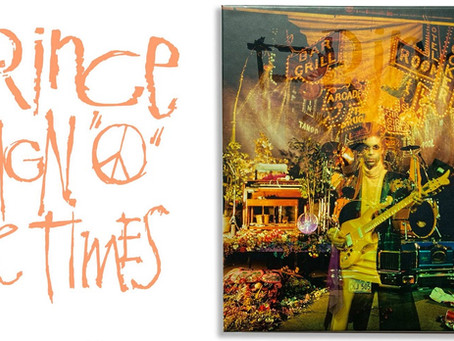 Prince's Sign O' The Times reissue.