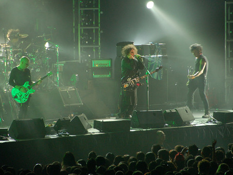 The Cure termina novo álbum