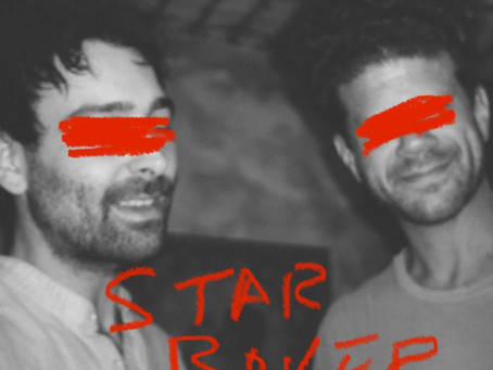 New Releases: Star Rover | Ghosts of New York State