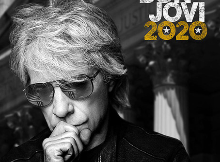 """Bon Jovi Release New song """"Do What You Can""""."""