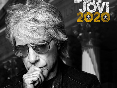 "Bon Jovi lança nova música: ""Do What You Can""."