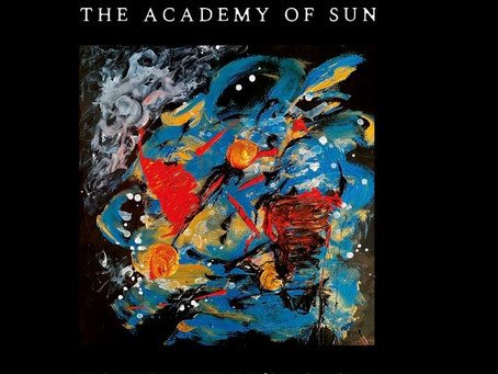 New Releases: It Is Finished When It's Destroyed / Ghost Foxes | The Academy of Sun