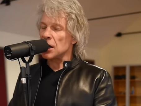 Completando 20 anos, It's my life (Bon Jovi) ganha versão acústica.