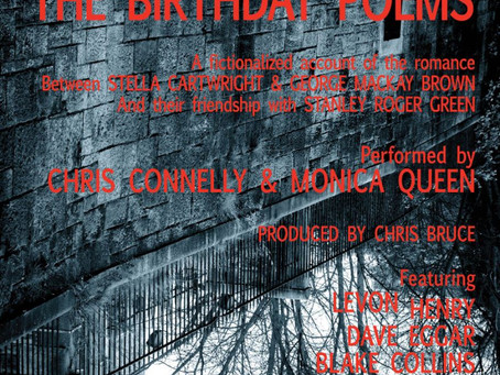 New Releases: The Birthday Poems | Chris Connelly and Monica Queen