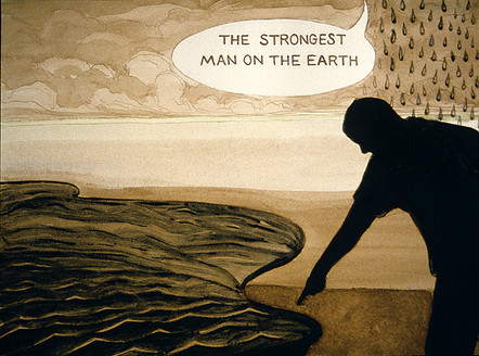 The Strongest Man on Earth