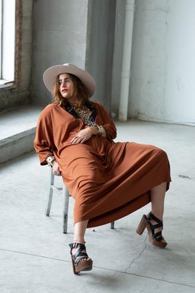 Photo by Ginger Fierstein Model Leenah