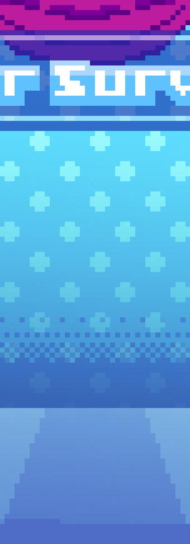 ANSG Gameover Screen PixelArt