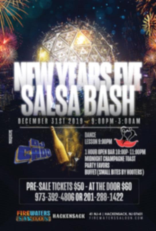 New Years Salsa Bash 2019 Firewater 4x6-