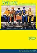 Weldas 2020 EU Catalog - Front page.png