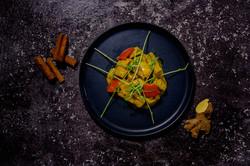Soul curry tofu - Jamaica