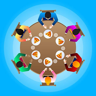 vector-happy-diverse-family-eating-toget