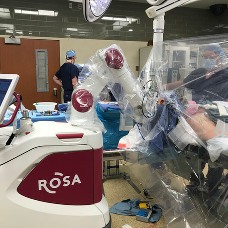 Robot-Assisted Deep Brain Stimulation