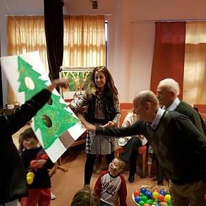 Εκδήλωση στο Ειδ.Νηπιαγωγείο Κωφών & Βαρηκόων Αργυρούπολης