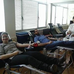 1η Εθελοντική Αιμοδοσία