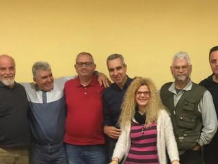 Δελτίο Τύπου - Συνάντηση εκπροσώπων των Σωματείων με την Ομοσπονδία Κωφών Ελλάδος