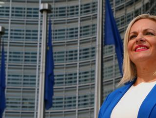 Συγχαρητήρια στην κα Ίσσαρη Σ. για την ανάληψη της θέσης Αντιπροέδρου στο ΔΣ της EUD