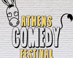 Δυο παραστάσεις με διερμηνεία στη Νοηματική Γλώσσα στο Gazarte - Athens Comedy Festival 19-21/5/17