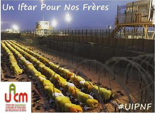 Un Iftar Pour Nos Frères #UIPNF