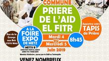 Aïd El Fitr 2019