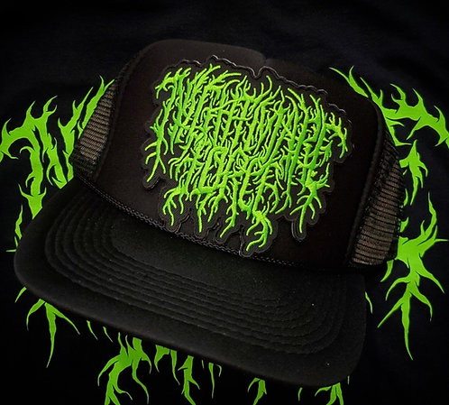 Nuclear Nightmare Hat (Green)