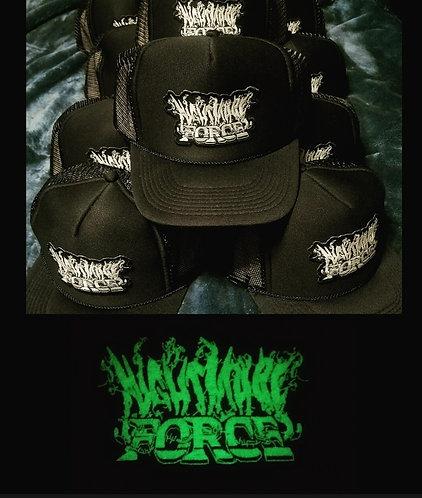 Feel the Steel glow hat