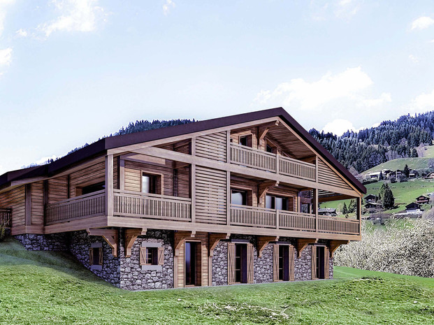 """CHALET """"BS"""""""