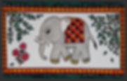 Madhubani Elephant 1920.jpg
