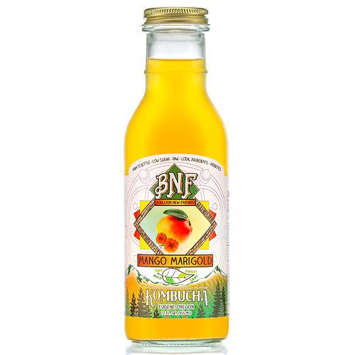 Mango Marigold Kombucha Case of 12