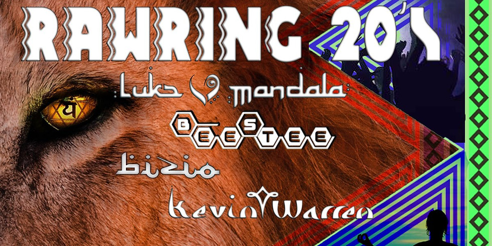 RAWRing 20's Feat. Luke Mandala, Bee Stee, Bizio, & Kevin Warren