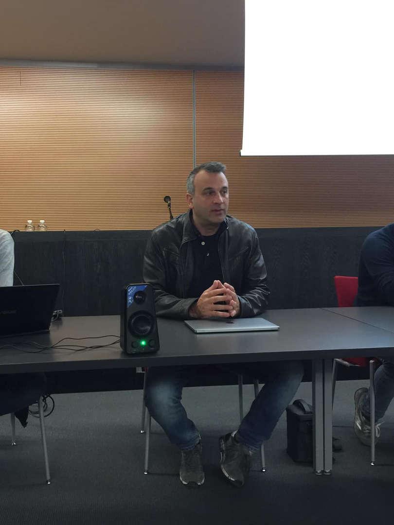 Seminario presso il CEFS Udine