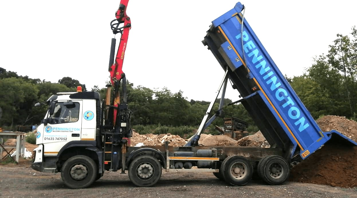 15t Load Delivery
