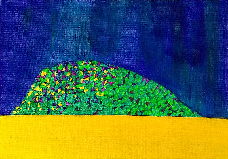 Mountains Green (2)