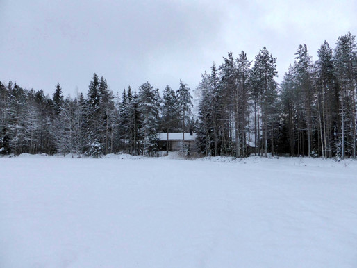 #tendaychallenge 4. Creating music in remote Finland during midwinter.