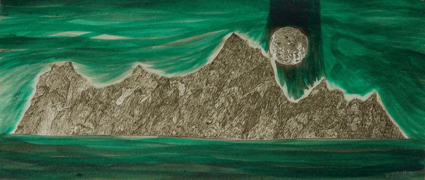 Shrouded Moon - (4)