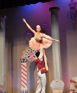 Sugarplum Fairy & Cavalier