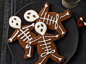 A Gingerbread Man For All Seasons