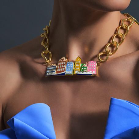 Samantha Siu - Designer of Lost Craft | fashion