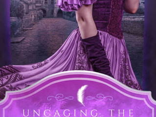 New Release: Uncaging the Silent Songbird by Ava Devlin