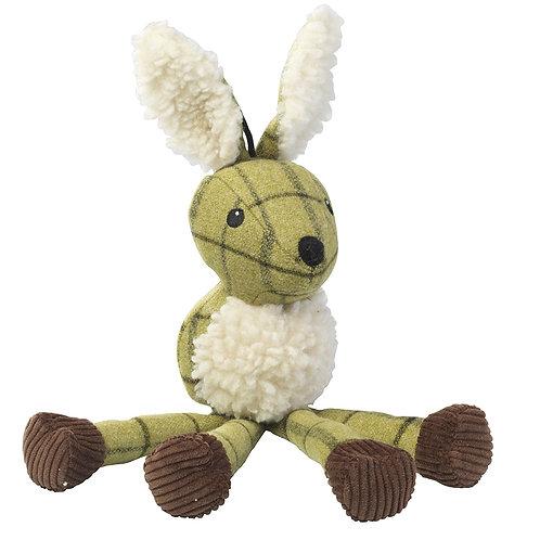 Tweed Plush Long Legs Hare