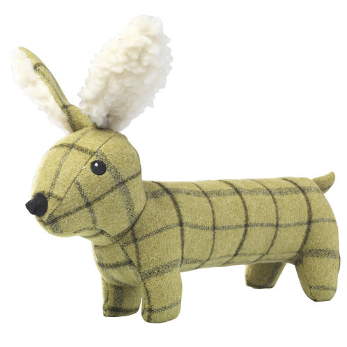 Tweed Plush Long Hare