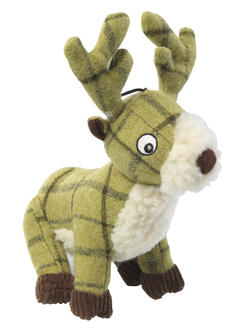 Tweed Plush Stag