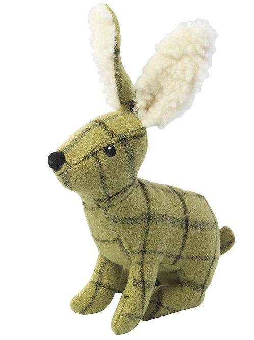 Tweed Plush Hare