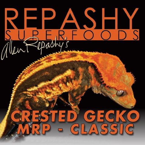 "Crested Gecko MRP ""Classic"""